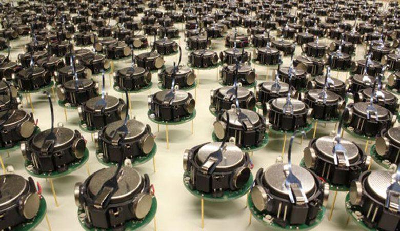 ربات خودمونتاژ شونده