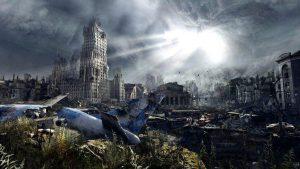 ویران شهر در آینده