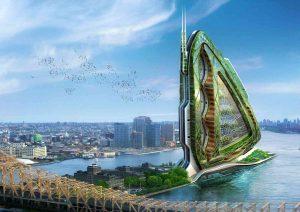 آرمان شهر در آینده