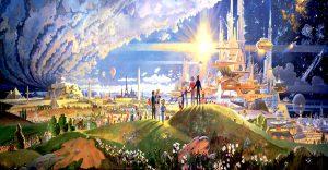 آرمانشهر آینده