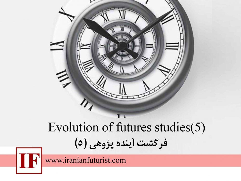 فرگشت آینده پژوهی