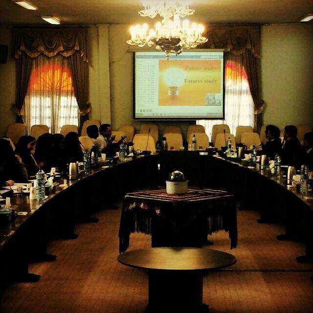 کارگاه آینده پژوهی برنامه ریزی توسعه منطقه ای
