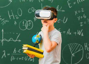 آینده آموزش و واقعیت مجازی