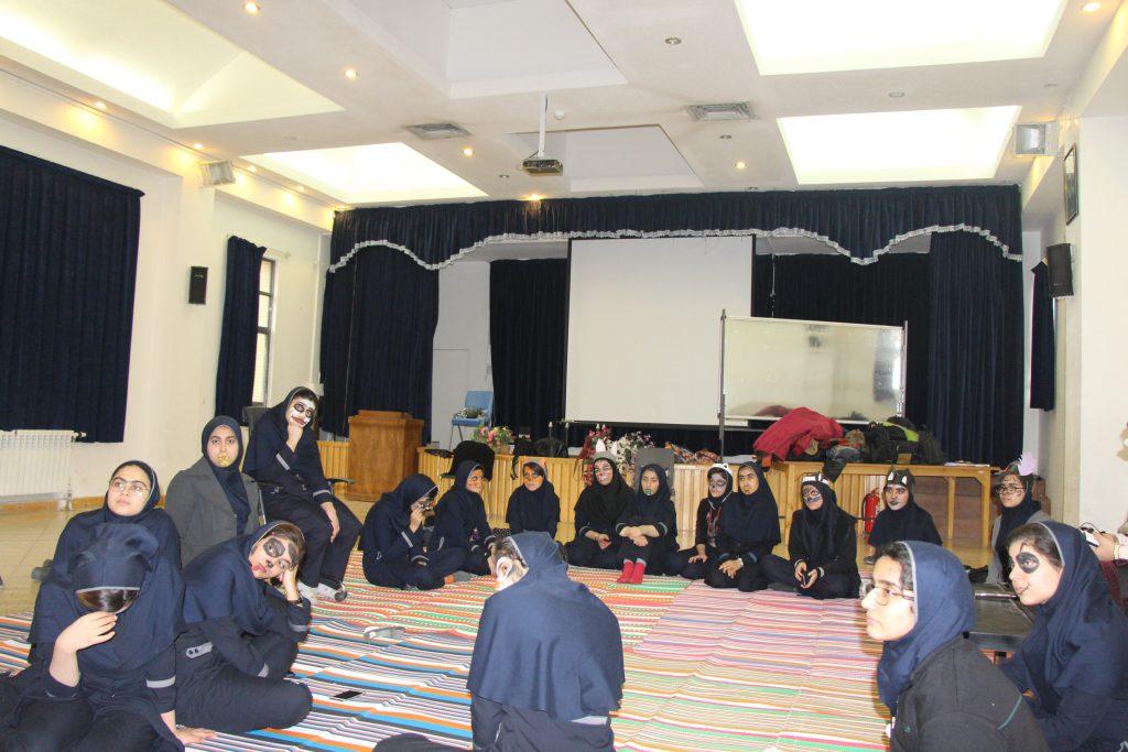کارگاه شورای موجودات در مدرسه