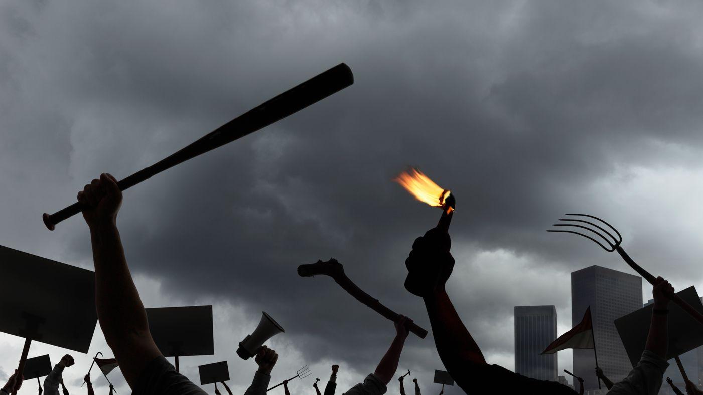 خشونت افسارگسیخته؛ آینده ای باورپذیر