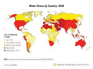 آینده آب