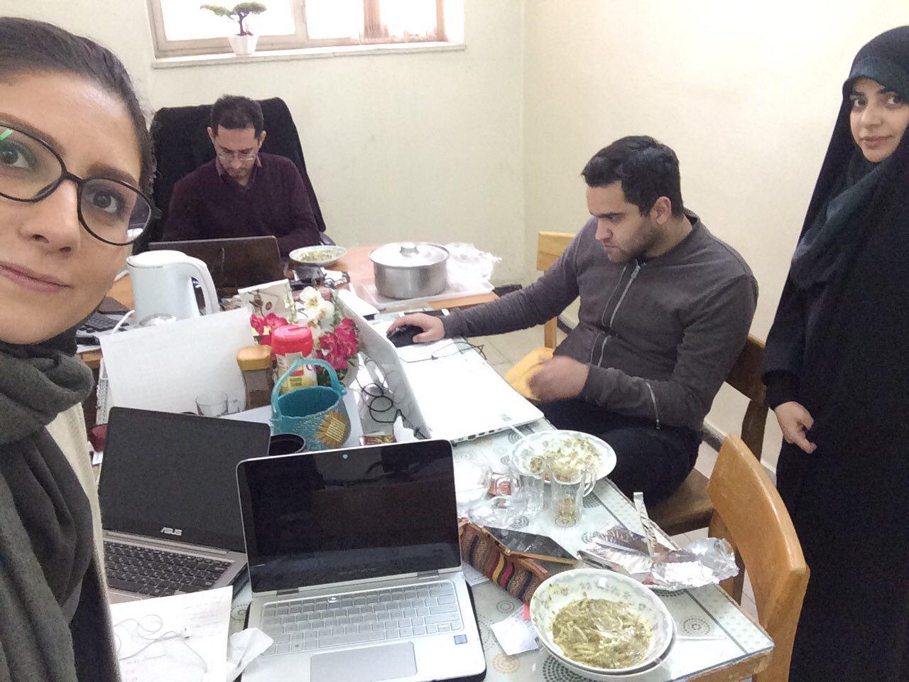 روز جهانی آینده در دانشگاه اصفهان 1