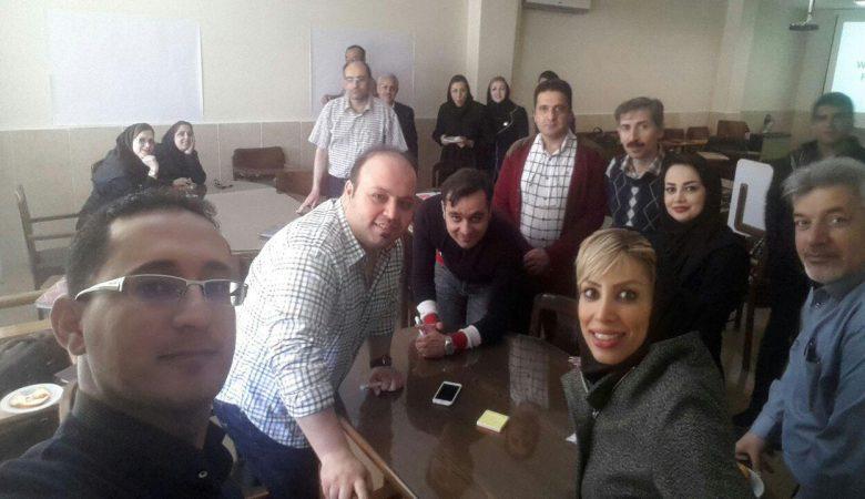 کارگاه آینده پژوهی در سازمان مدیریت صنعتی