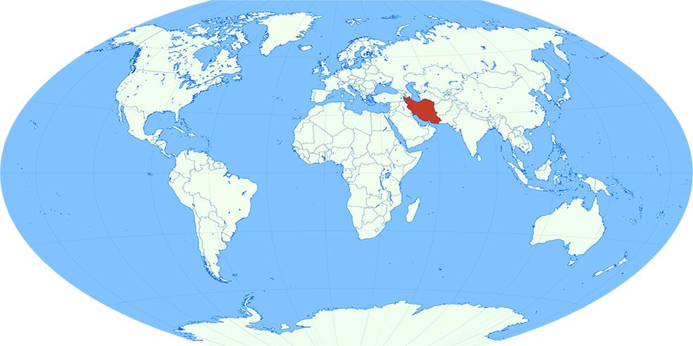 آینده ایران 2040