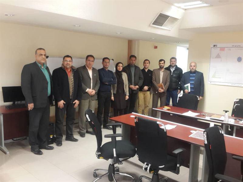پروژه آینده نگاری شرکت گاز اصفهان