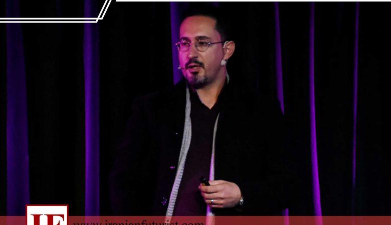 سخنرانی در رویداد تدکس دانشگاه اصفهان