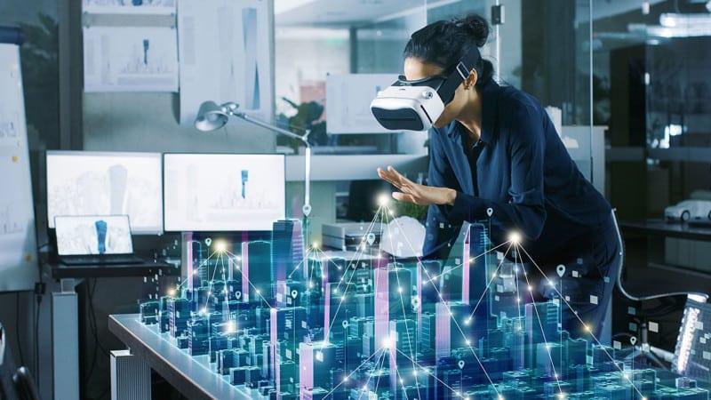 واقعیت مجازی در آینده - کلان روندهای فناوری