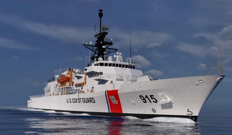 گارد ساحلی آمریکا- تدوین استراتزی پابرجا