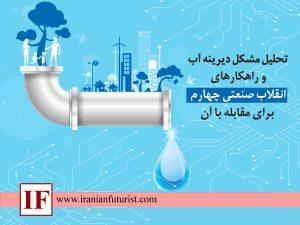 انقلاب صنعتی چهارم و بحران آب
