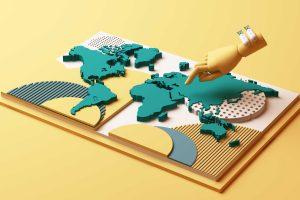 خاورمیانه و پیشرفت شرکت ها